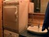 Washing machine with a dryer